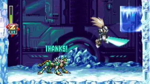 Rockman X6 - Blizzard Wolfang Xtreme (6)