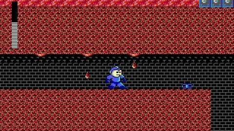 Mega Man PC DOS Stage 3 - Dyna Man