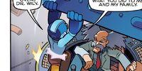 Doctor Albert W. Wily/Archie Comics
