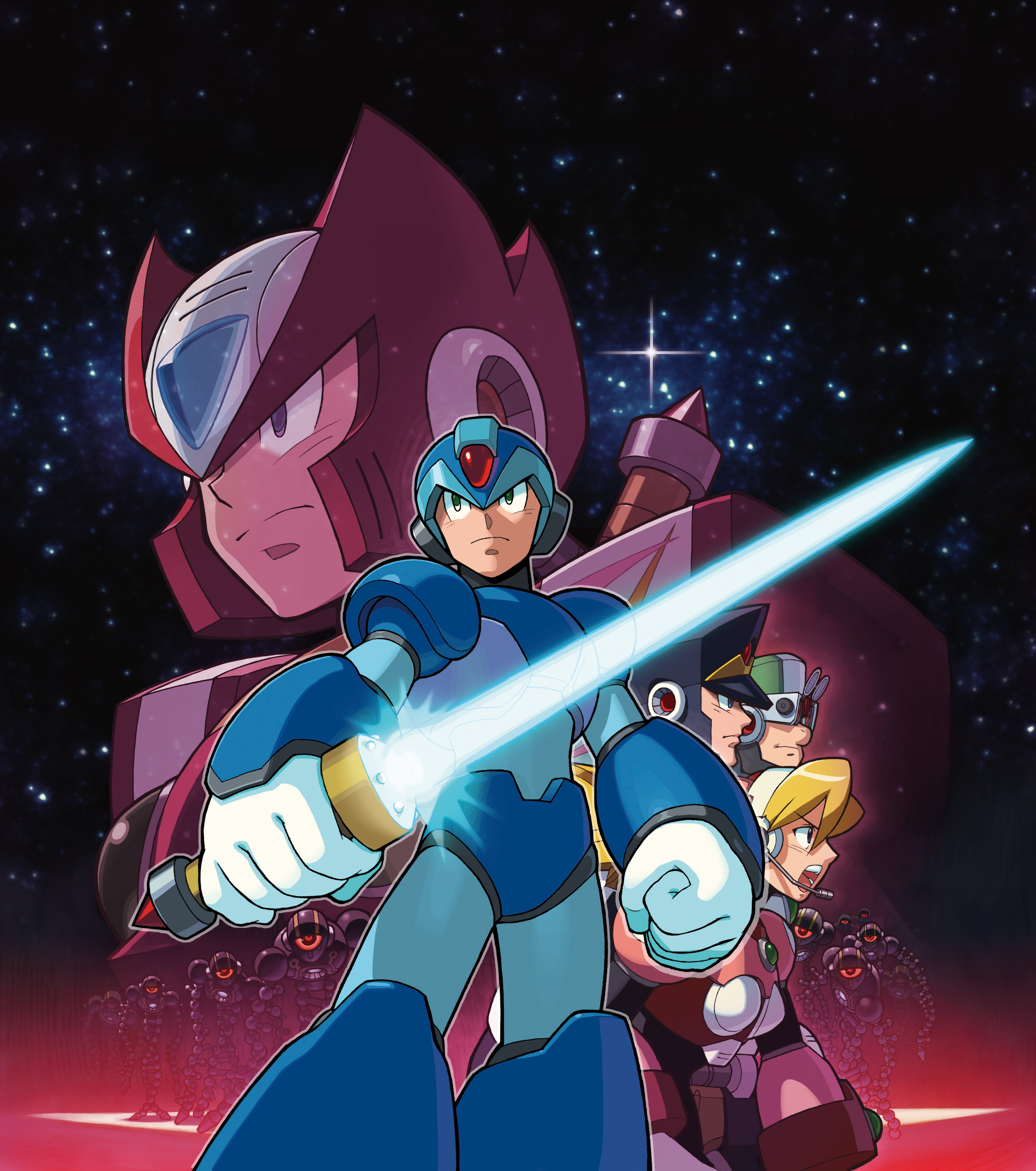 Mega man x6 mmkb fandom powered by wikia - Megaman wikia ...