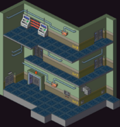 Nebula Base - Security Hall