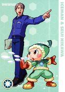 1.11) Iceman EXE & Hikawa Seiji