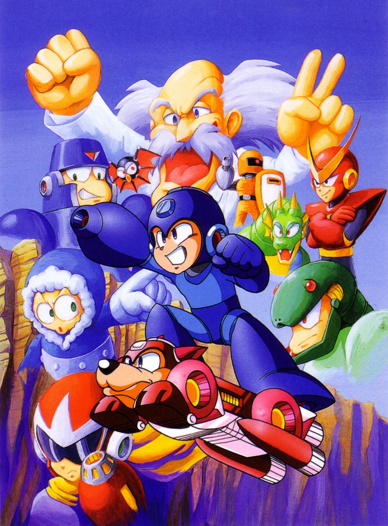 Mega Man The Wily Wars Mmkb Fandom Powered By Wikia