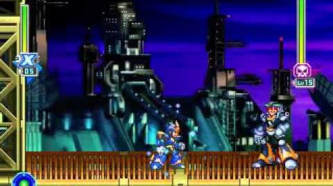 TAS Megaman X5 100% All Stages (X) in 58 30 by zeroblaze777
