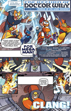 Mega Man 12 1