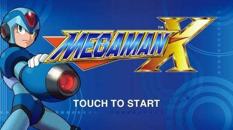 MEGA MAN X - iPhone - HD Gameplay Trailer