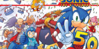 Sonic the Hedgehog Issue 250