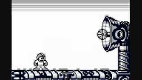 Gameboy Mega Man 4 Ballades Stage 1- No Damage