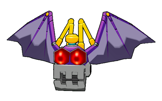 MMXCM Bat Bone
