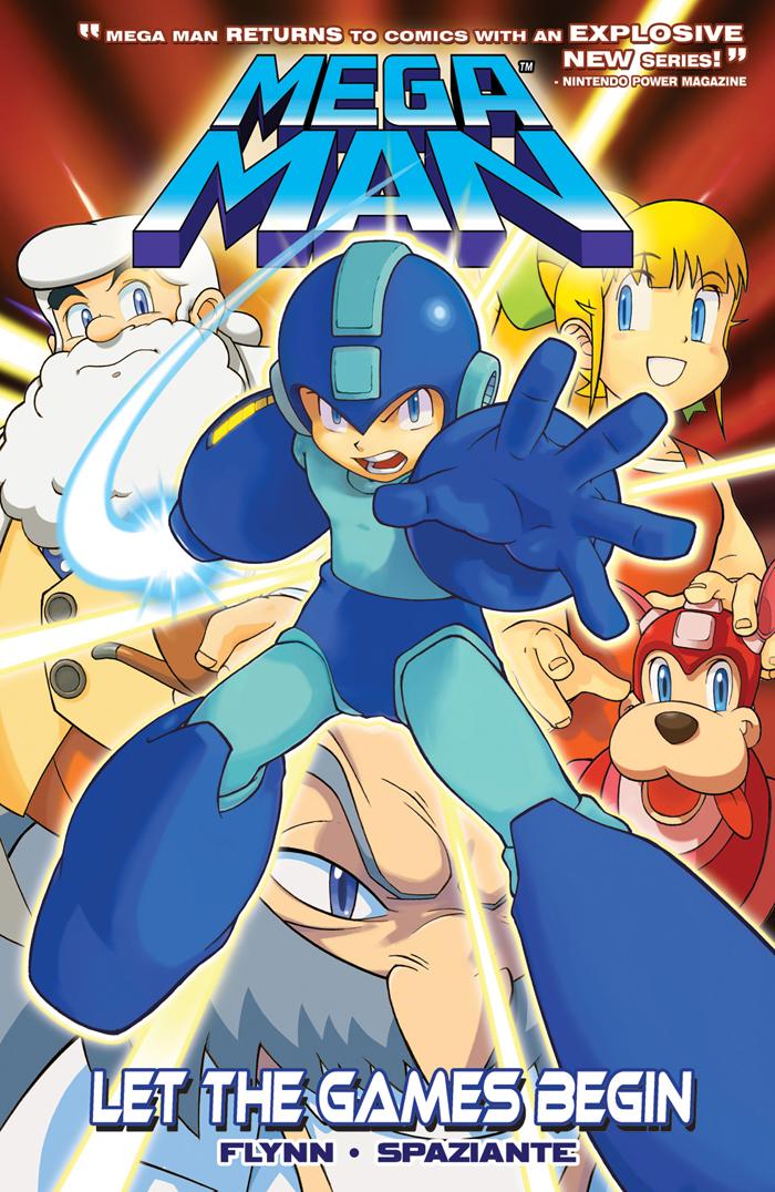 Mega man 1 let the games begin mmkb fandom powered - Megaman wikia ...