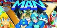 Archie Mega Man Issue 37
