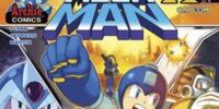 Archie Mega Man Issue 39