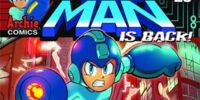 Archie Mega Man Issue 28