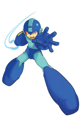 Megaman-figure