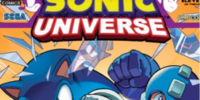 Archie Sonic Universe Issue 54