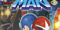 Archie Mega Man Issue 31