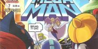 Archie Mega Man Issue 7