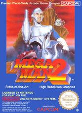 Mega man2 box eu