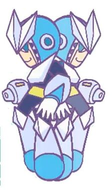 Gemini Man (Pop'n Music Form)