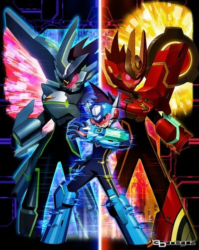 Mega man star force 3-644463
