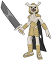 Barnacle bone set