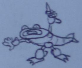 Flounder Man Rough Draft 1