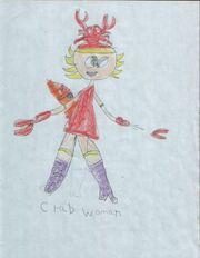 Crab Woman