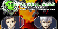 Digital Devil Saga: Avatar Tuner: A's TEST Server