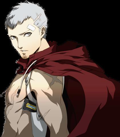 File:Akihiko portrait in Persona 4 Arena.png