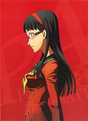 File:P4A Yukiko Amagi Volume 4 Illustration cover.jpg