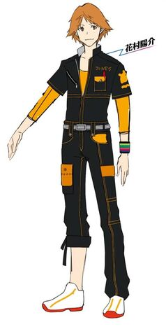 File:P4D Official Visual Visual Book Original Stage Costume for Yosuke.jpg
