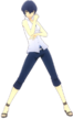 P4D Naoto Shirogane Summer Vacation Clothes (Limited Edition Included - DLC) change