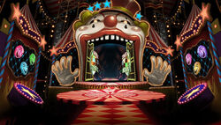 P4D Tanami Circus (Stage)