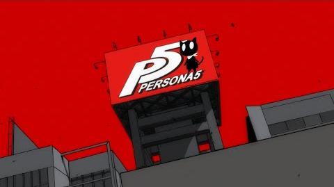 ペルソナ5 PV 01