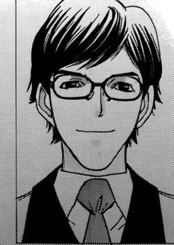 PxD Manga - Shirou