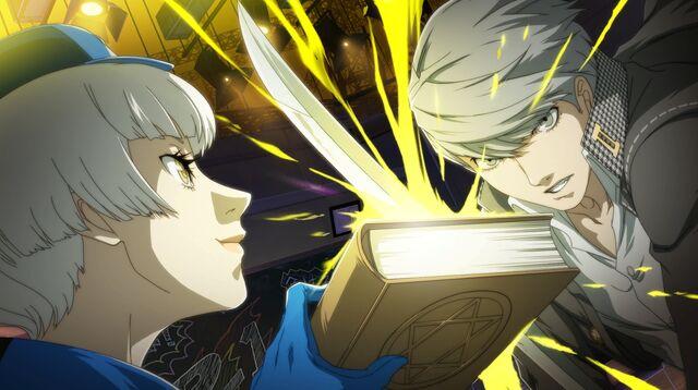 File:Yu Narukami (Persona 4 Arena, Story Mode Illustration, 2).jpg