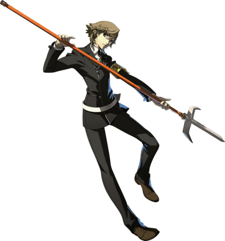 File:Ken Amada P4U Artwork.png