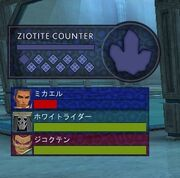 Active Minibosses and Ziotite Counter