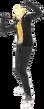 P4D Kanji Tatsumi Midwinter Outfit change free DLC