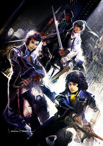 File:Shin Megami Tensei IV Illustration by Hideo Minaba.jpg