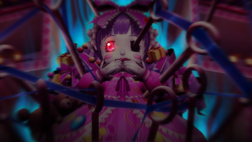 File:P4D Story Mode Sumomo becomes a Shadow.jpg