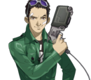 Protagonist (Soul Hackers)