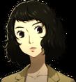 P5 portrait of Sadayo's casual attire