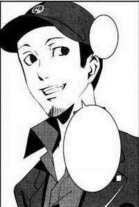 Persona 3 Manga Junpei