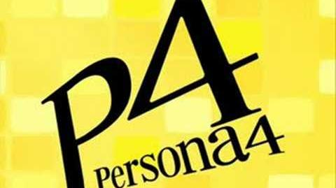 Persona 4 - Backside of the TV