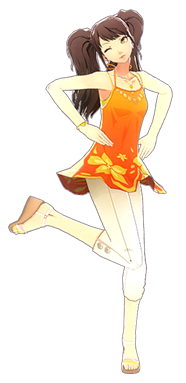 File:P4D Rise Kujikawa summer outfit change.PNG