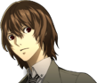 P5 portrait of Goro's true personality