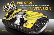 Persona 4 Vita Limited Edition