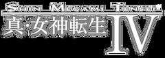 Shin Megami Tensei IV logo english