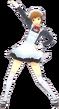 P4D Chie Satonaka maid uniform